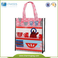 Best quality widely use colorful pp non woven folding Shopping Bag