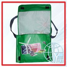 Nonwoven PP Laminated Cheap Messenger Bag Crossbody Bag