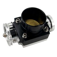 Supply Universal Black 80MM Intake Manifold Performance Aluminum Throttle Body