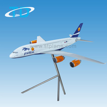 Large Scale A380 Resin Aviation Aircraft Model