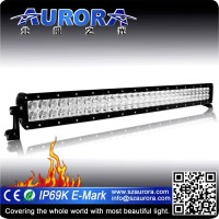 30inch dual row led light bar atv 250cc