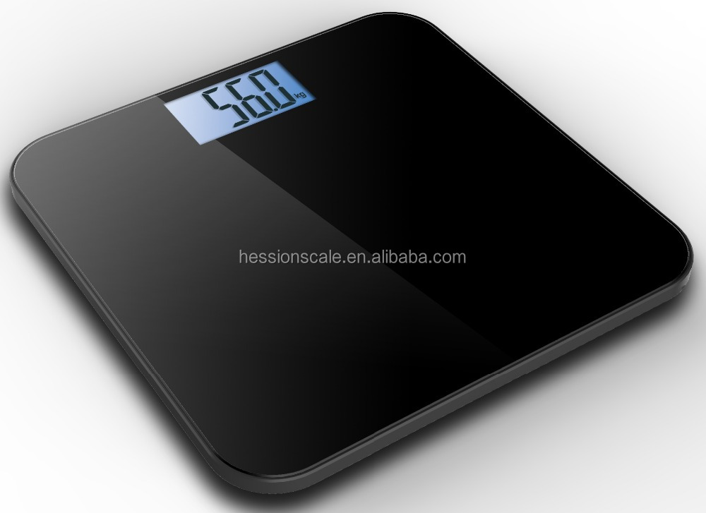 GBS1505P Big LCD digital weighing scale, bathroom scale