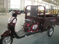 110cc engine hot selling three wheel cargo scooter