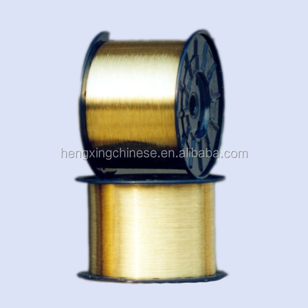 0.30mm high pressure brass coated steel hose wire