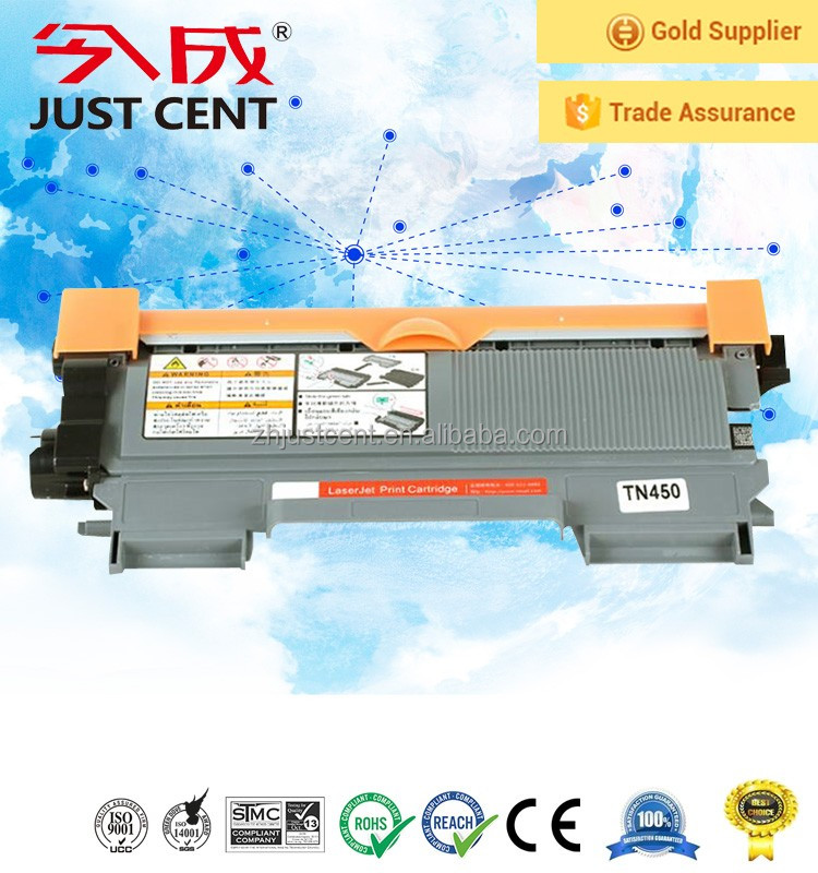 hot sale compatible toner cartridge tn450 for brother laser toner cartridge