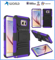 Durable Multi-Layer Armor Defender Combo Protective Case Cover for Samsung Galaxy Note 5