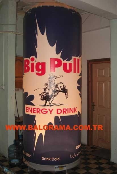 lighting advertising balloon, lighted advertising balloon, inflatable balloon with light
