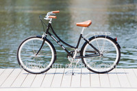 CE Approved purefix City urban Bike, Colorful Beach Bike,Femal/male City Bike/Inner 3/8 Speed