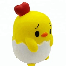 2018 New arrived Squishy Chicken baby Scented Squeeze Slow Rising Fun Toy Relieve Stress Cure Gift