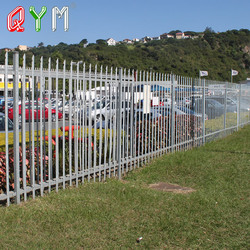 Low Price Industrial Palisade Fence Low Price