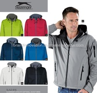 Slazenger Catalyst Softshell Jackets for Men