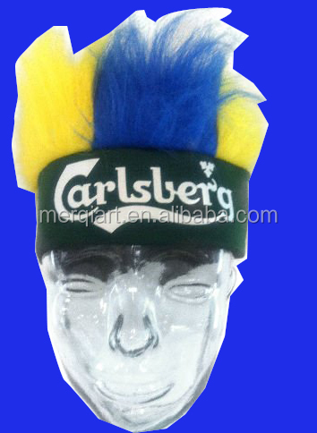 Hot sell Factory direct sell party carnival jester hat for football fans