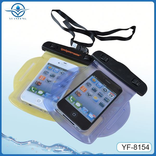 2014 newest ipx8 diving 5-10m waterproof case for htc one mini