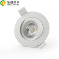 mini cob dim to warm lamps 220v led downlight set with 1800k to 2800k color