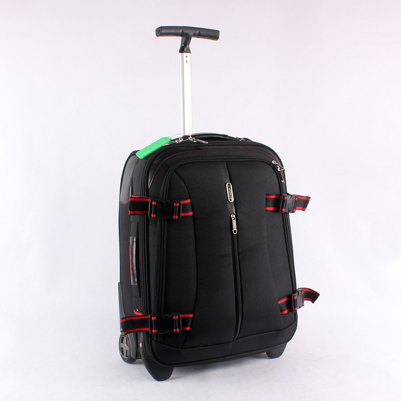 Laptop Trolley Bags Portable Cabin Size Fabric Luggage Bag