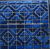 mosaic ceramics border mosaic tile