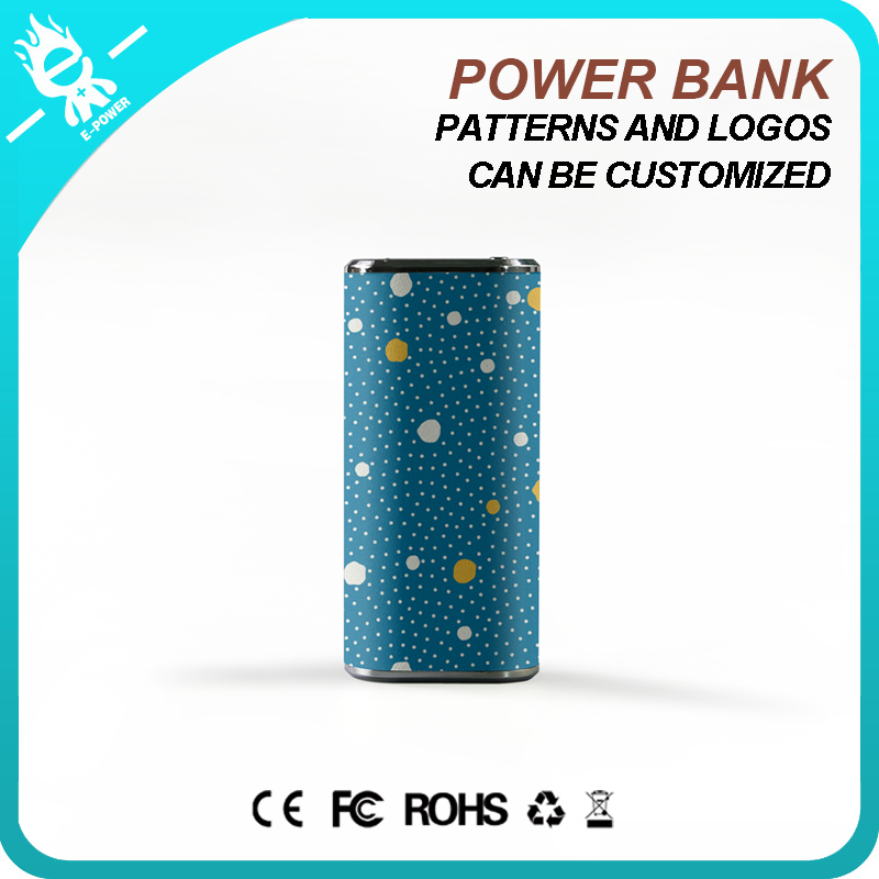 OEM Amazonminimetalmobile portable power bank 5600 mah with OEM service