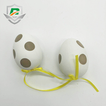 china cheap wholesale easter plastic eggs multi color special arts and crafts holiday decoration fun toys