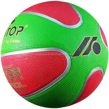 rubber basketball / street rubber basketball size 7/ cheap rubber ball