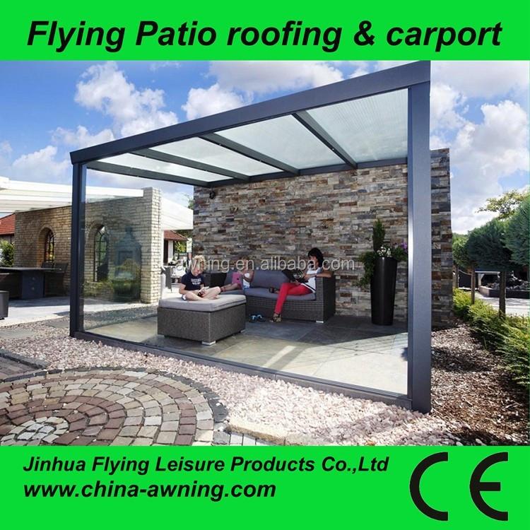Alluminio posto auto coperto 8 x 4m pop up tenda tenda per for Kit per posto auto coperto