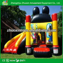 High quality commercial newest bouncy castle childrens mickey mouse