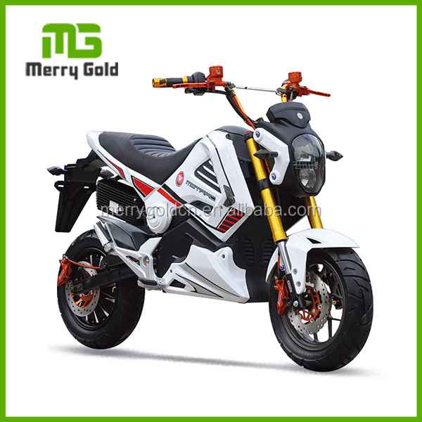 hot selling 72V 2000W new model classic electric motorbike