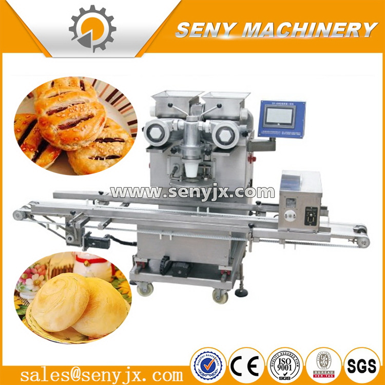 Quality manufacture red bean pie making machine
