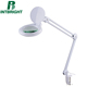 Used Beauty Salon Furniture Magnifying Glass Magnifier With LED Light Facial Lamp For Eyelash Extension Magnifying Lamp
