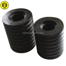 customized high temperature and oil resistance silicone rubber seal part