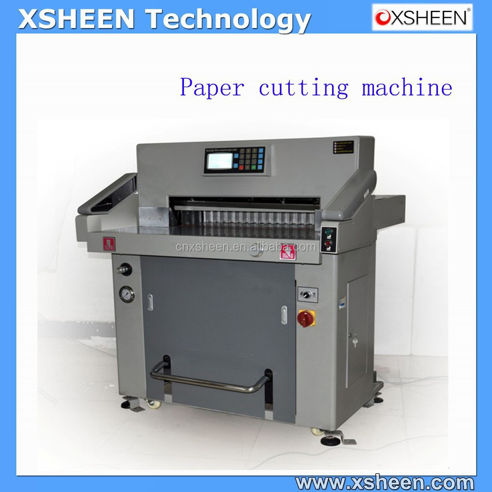 used paper cutter for sale,electric guillotine paper cutter,manual paper cutter