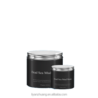 Private Label Organic Dead Sea Mud Mask For Acne and Oily skin