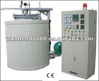 Automatic Electric Well Type Wire Annealing Furnace