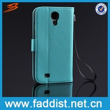 Flip Case for Samsung Galaxy s4 Cover luxury Style