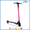 Factory wholesales Carbon Fiber Electric Scooter Motorcycle with headlight
