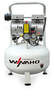 WEIHAO(china) manufacturer air compressors oil free/noiseless air compressors with high quality competive price
