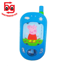 New product educational cartoon kid funny Mobile Phone toys