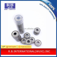 miniature ball bearing 626zz 6x19x6mm hot sale bearing