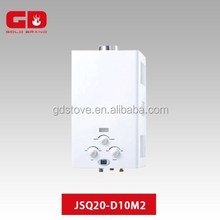 Hot sale 6-12L calentador de agua a gas /gas water heater