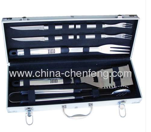 8pcs/set BBQ tools set