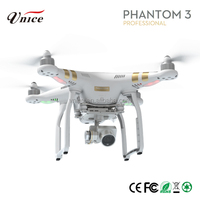 Dji Phantom 3 Professional aerial machine With HD 4k Camera aerial aircraft