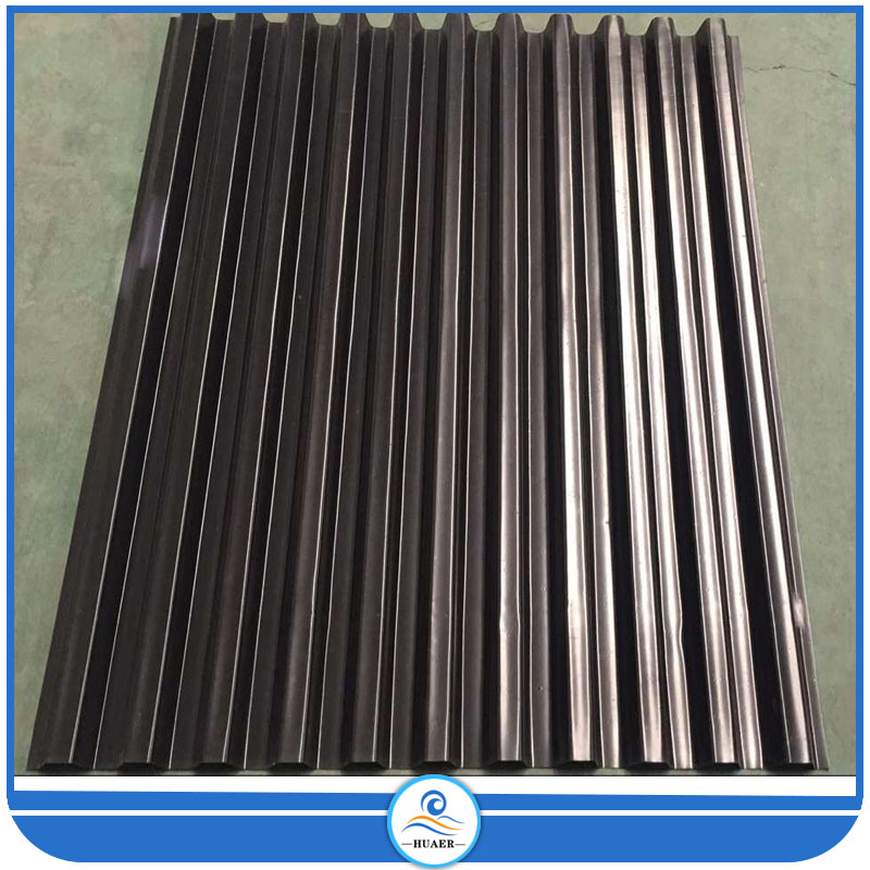 PP PVC lamella clarifier plate/tube settlers/Inclined plate media for trickling filter