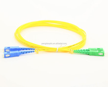 Big Sale Notice OEM SC LC FC ST Simplex Duplex Singlemode patchcord 2.0mm 3.0mm optic fiber patch cord for FTTH FTTx