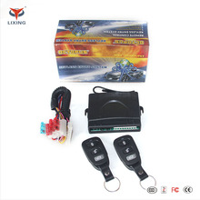 Octopus one way car alarm keyless entry system