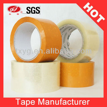 Bopp Film Water Acrylic Glue Adhesive Sealing Tape