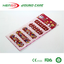 HENSO CE ISO Promotional Plaster With Logo