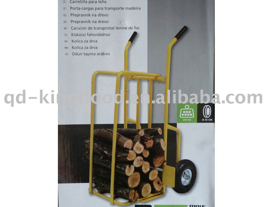 Extra Hand trolley for wood