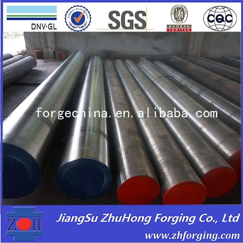 Forged <strong>steel</strong> alloy <strong>steel</strong> 20MnCr5 16MnCr5 20MnCrS5 S335 SF490 Forged bars