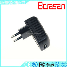 factory direct supply CE UL FCC BS listed 220v to 110v adapter usb 5v 1a 2a