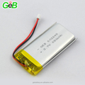 Rechargeable Lithium li-ion Polymer Battery 602248 3.7V 650mAh