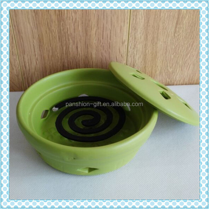 wholesale china supplier ceramic mosquito coil holder